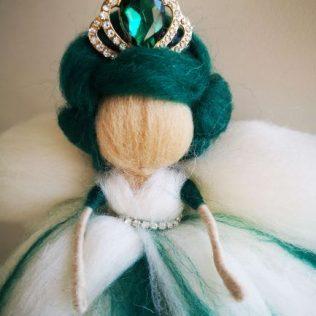 Reina Hada Esmeralda